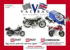 Motorcycle Vac Bag® Jumbo & Optimate 3+
