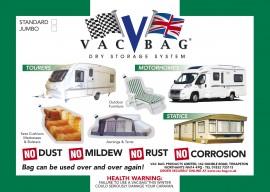 Caravan & Camping Vac Bag® Standard - Size 3.0m x 2.4m (10ft x 8ft)