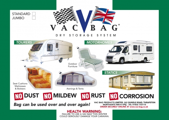 Caravan & Camping Vac Bags
