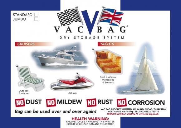 Marine Vac Bags